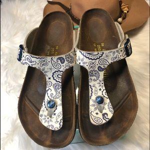 Birkenstock Papillio Paisley Thong Sandals